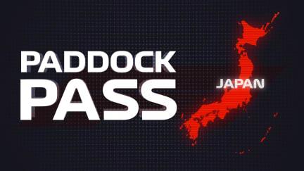 PADDOCK PASS: Post-race in Japan