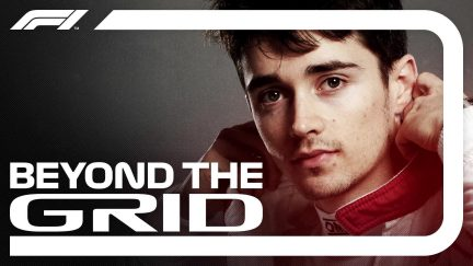 """Charles Leclerc: """"People say the pressure in Ferrari will be on another level - but mental strength is my biggest quality"""""""