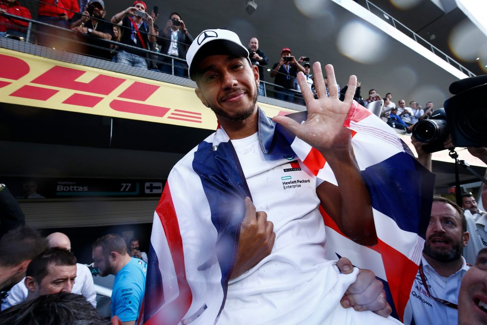 Why Lewis Hamilton is one of the greats