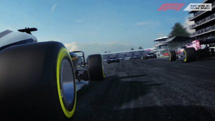 F1 Mobile Racing - Coming October 18th
