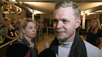 MAGNUSSEN: Haas have exceeded expectations this season