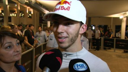 GASLY: Excited for new chapter with Red Bull