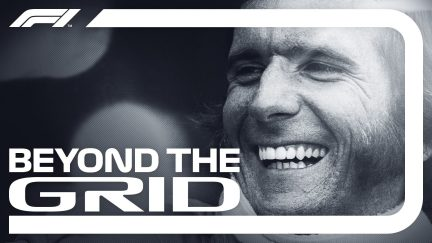Emerson Fittipaldi: When you left the pits you had to give yourself to the sport. You couldn't think what might happen...