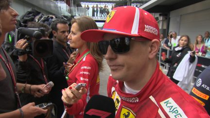 RAIKKONEN: Car was good but we came up short