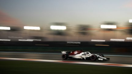 HIGHLIGHTS: Qualifying from Abu Dhabi