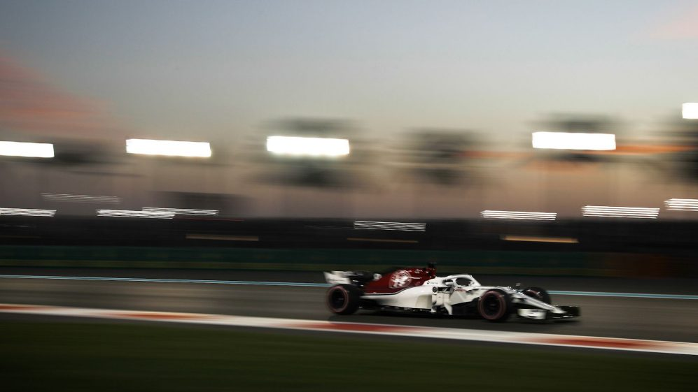 HIGHLIGHTS: Qualifying from Abu Dhabi