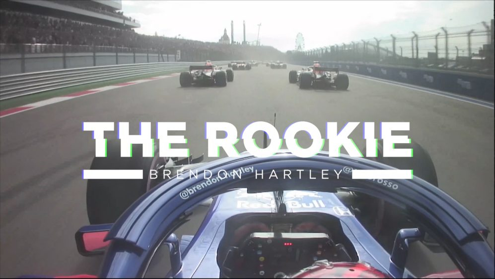 Brendon Hartley Steering Wheel Talk