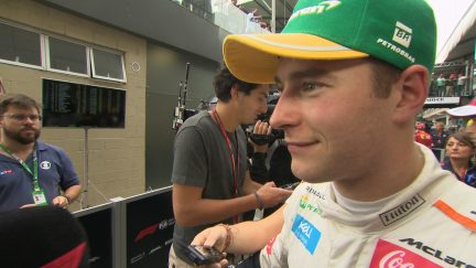 VANDOORNE: I maximized everything today