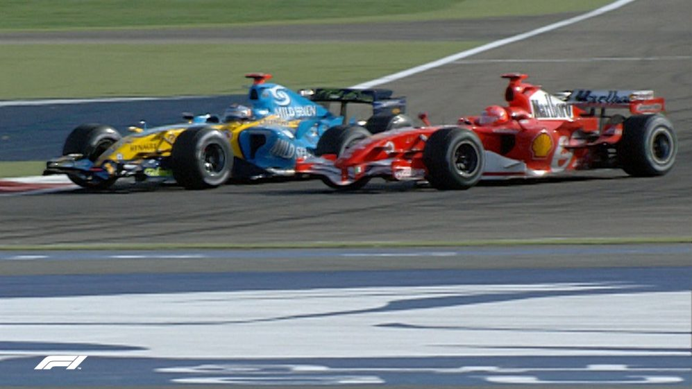 FERNANDO ALONSO: His greatest rivals