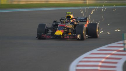 HIGHLIGHTS: FP2 from Abu Dhabi