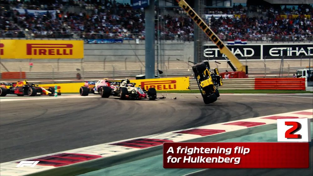 ABU DHABI: Top 5 moments from the weekend