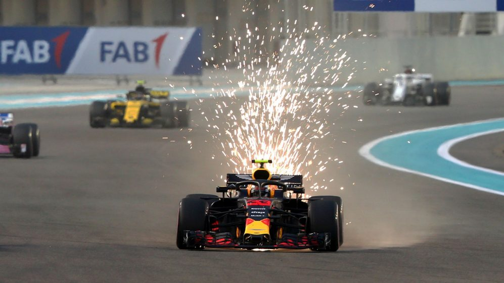 HIGHLIGHTS: 2018 Abu Dhabi Grand Prix