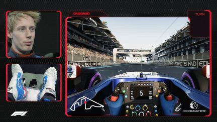 CIRCUIT GUIDE: Brendon Hartley's virtual hot lap of Abu Dhabi