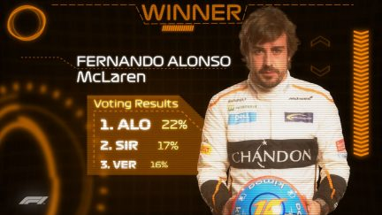Driver of the Day - Fernando Alonso