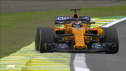 HIGHLIGHTS: FP1 from Brazil