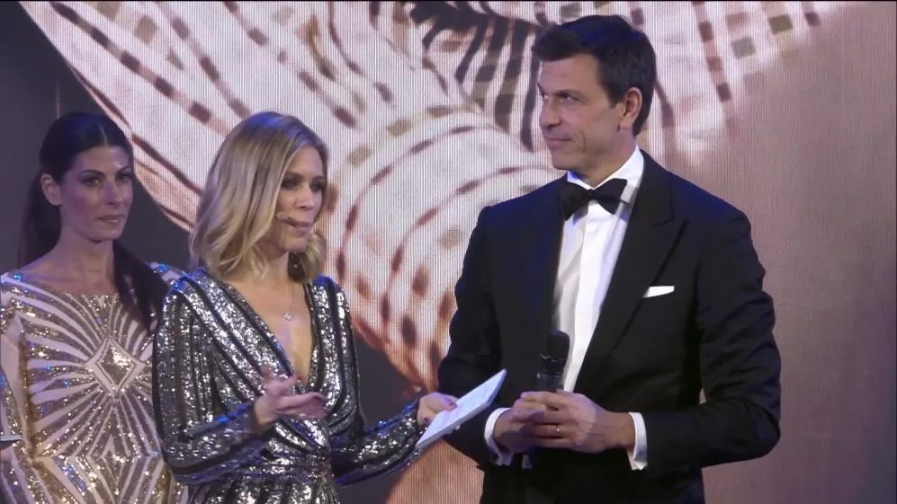 FIA Prize-Giving 2018: Toto Wolff and Niki Lauda receive President's Special Award