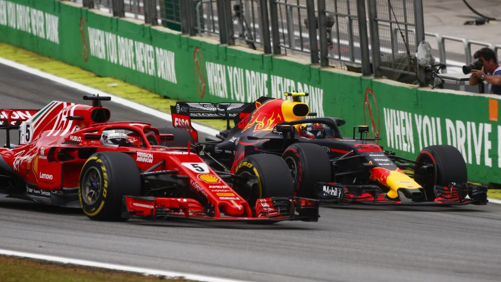 Top 10: Best Overtakes of 2018
