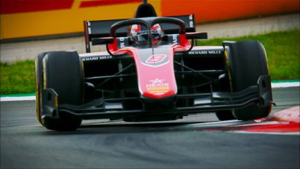 F2: George Russell's road to the championship