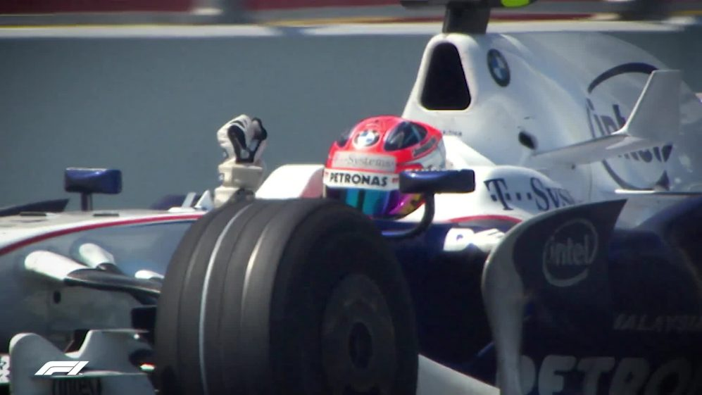 5 moments of Robert Kubica brilliance - First victory