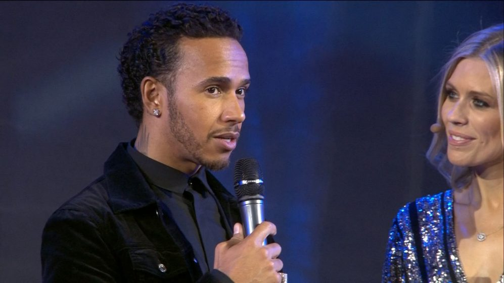 FIA Prize-Giving 2018: Lewis Hamilton wins Personality of the Year