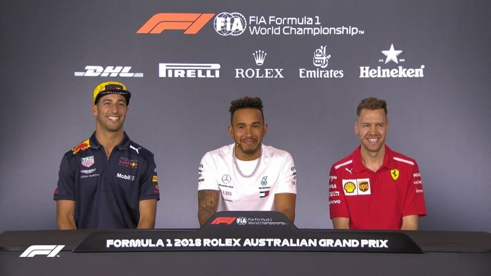 HIGHLIGHTS: FIA Thursday press conference - Australia