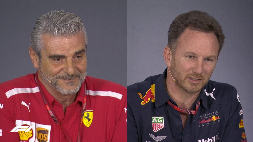 Sparks fly in FIA Friday press conference