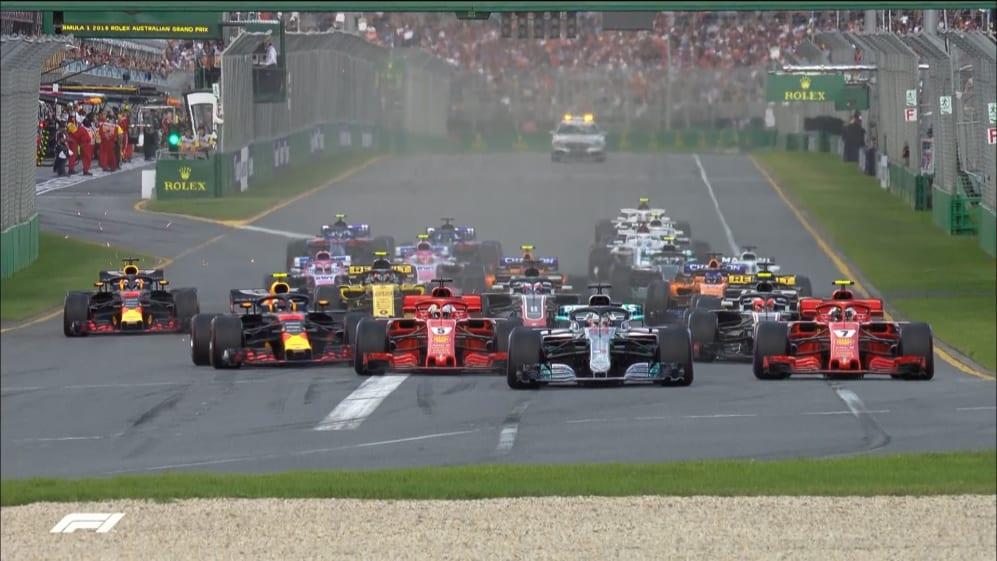 HIGHLIGHTS: 2018 Australian Grand Prix