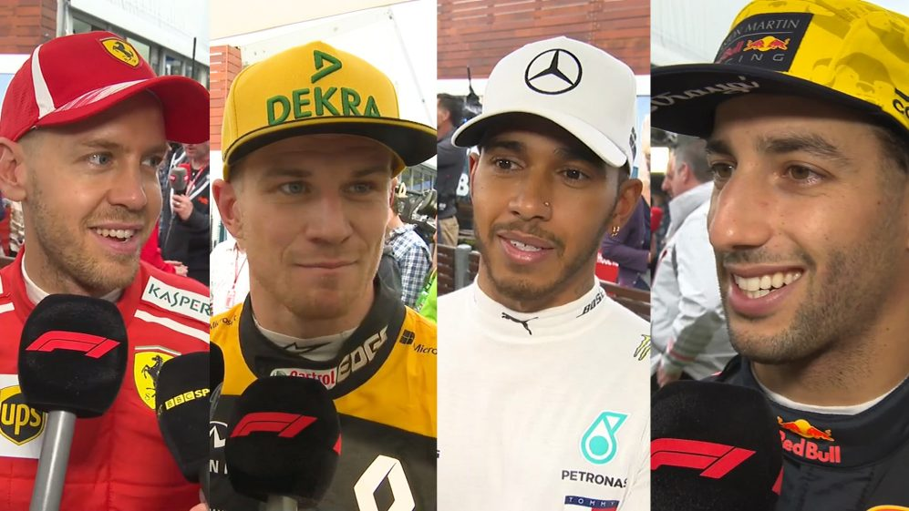 AUSTRALIAN GP: Drivers report back after qualifying