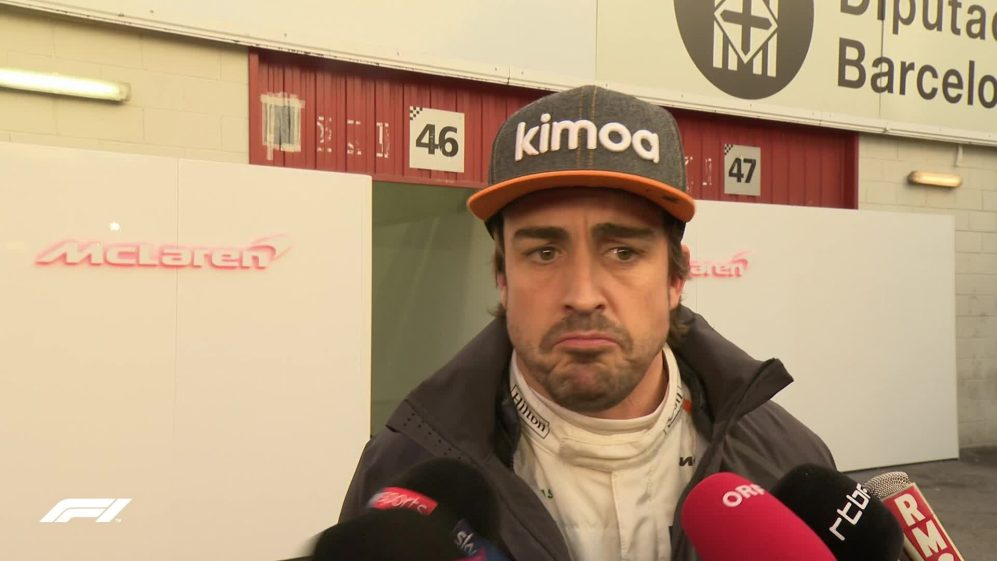 McLaren ready and 'quite competitive' – Alonso
