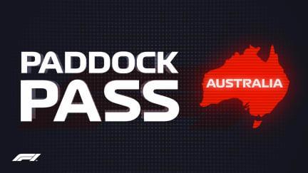 PADDOCK PASS: Post-race in Australia