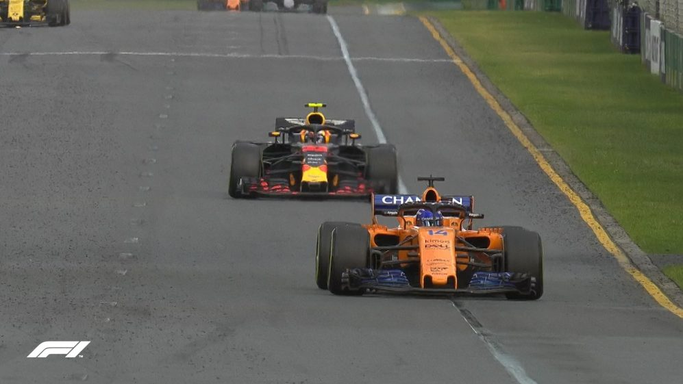 DRIVER OF THE DAY: Fernando Alonso