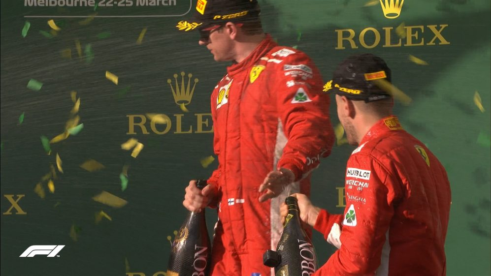 AUSTRALIA: Top 5 moments from the weekend
