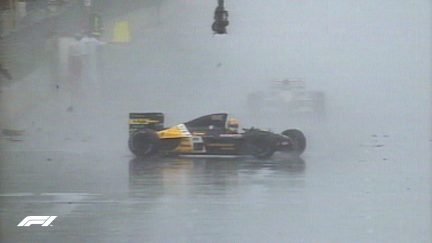 F1 Vault: The shortest race in history