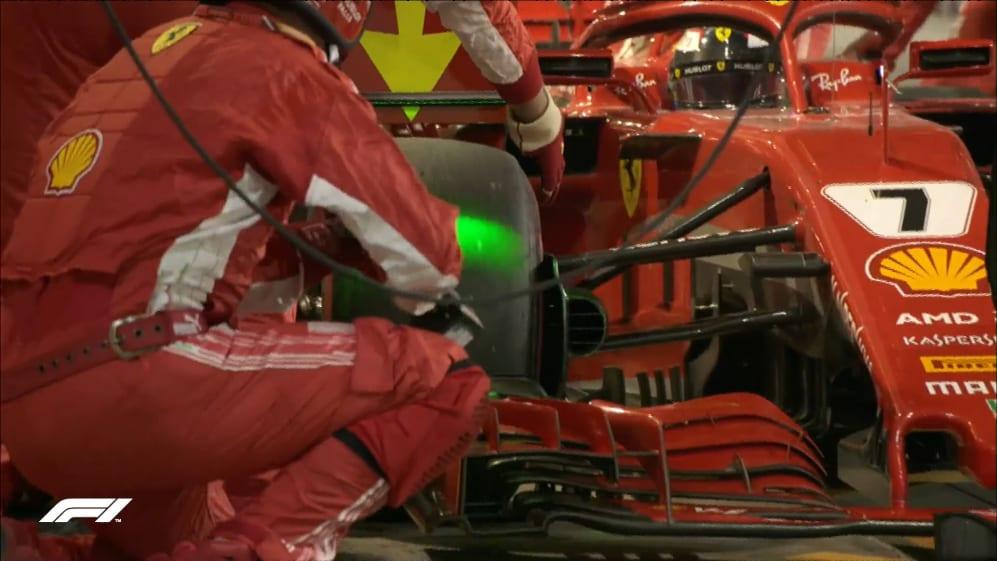 Ferrari's Bahrain pit stop disaster explained