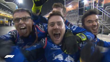 BAHRAIN: Top 5 moments from the weekend