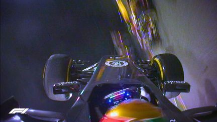 Bahrain GP: 5 crazy onboard moments