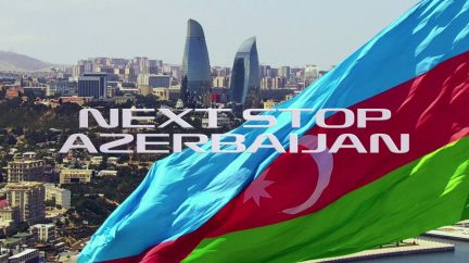 NEXT STOP AZERBAIJAN - Home of the streetfighters