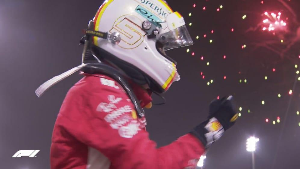 IN 60 SECONDS: 2018 Bahrain Grand Prix