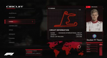CIRCUIT GUIDE: Marcus Ericsson's virtual hot lap of China
