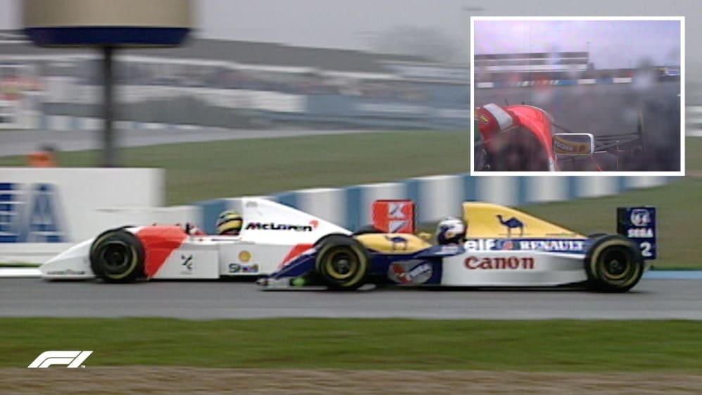 25 YEARS ON - Senna's Donington 'Lap of the Gods'