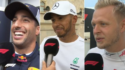 AZERBAIJAN GP: Drivers report back after Friday practice