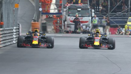 HIGHLIGHTS: FP1 from Monaco