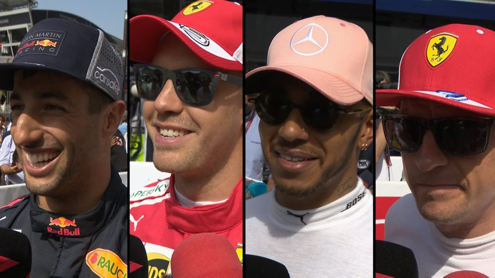 MONACO GP: Drivers report back after qualifying