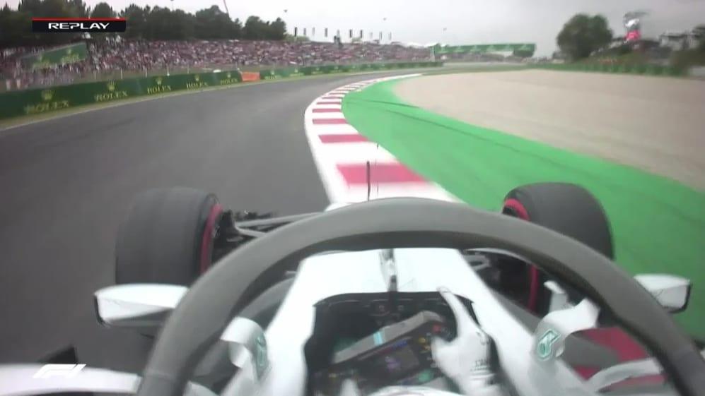 ONBOARD: Lewis Hamilton's Spain pole lap