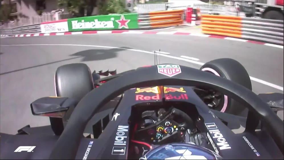 ONBOARD: Daniel Ricciardo's Monaco pole lap