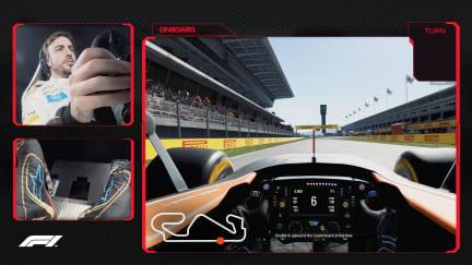CIRCUIT GUIDE: Fernando Alonso's virtual hot lap of Spain