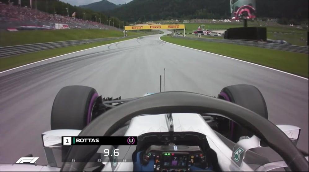 ONBOARD: Valtteri Bottas' Austria pole lap