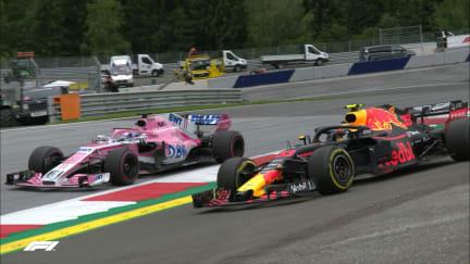 FP2: Close call between Perez and Verstappen