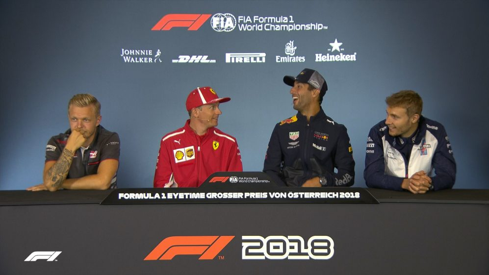 HIGHLIGHTS: FIA Thursday Press Conference - Austria