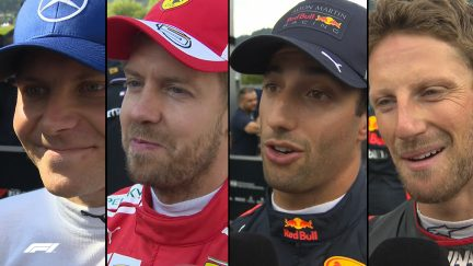 AUSTRIAN GP: Drivers report back after qualifying